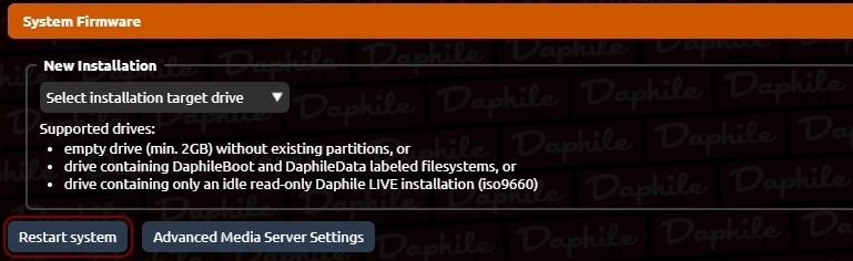 Daphileinstallation11.1